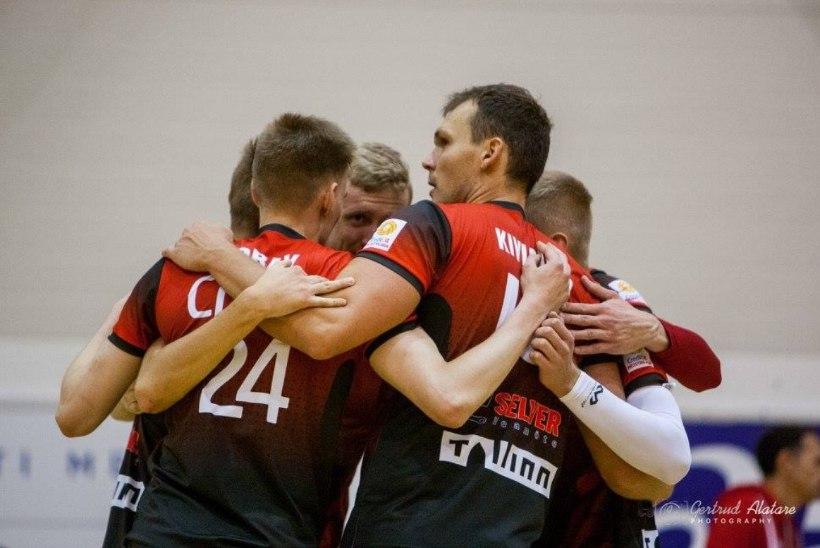 Kahe põhimeheta mänginud Tallinna Selver sammus ühe jalaga poolfinaali
