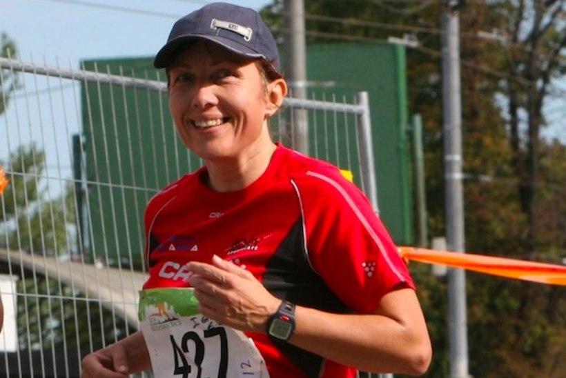 53aastane Eesti politseipensionärist ultrajooksja läbib igal aastal ulmelisi kilomeetreid