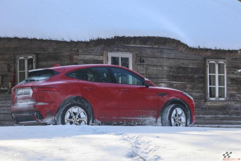 PIKK PROOVISÕIT | Jaguar E-Pace: state-of-the-art* olmeauto