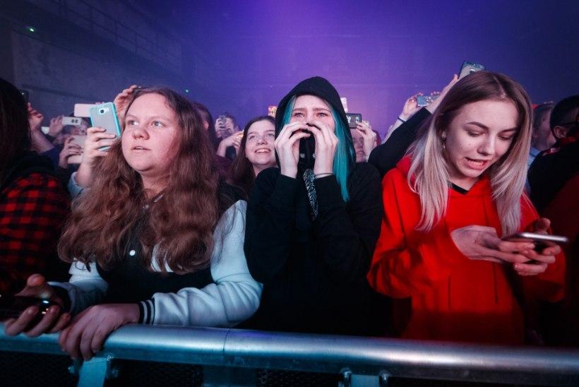 GALERII | Alan Walker ajas Kultuurikatlas noored fännid vaimustusest nutma