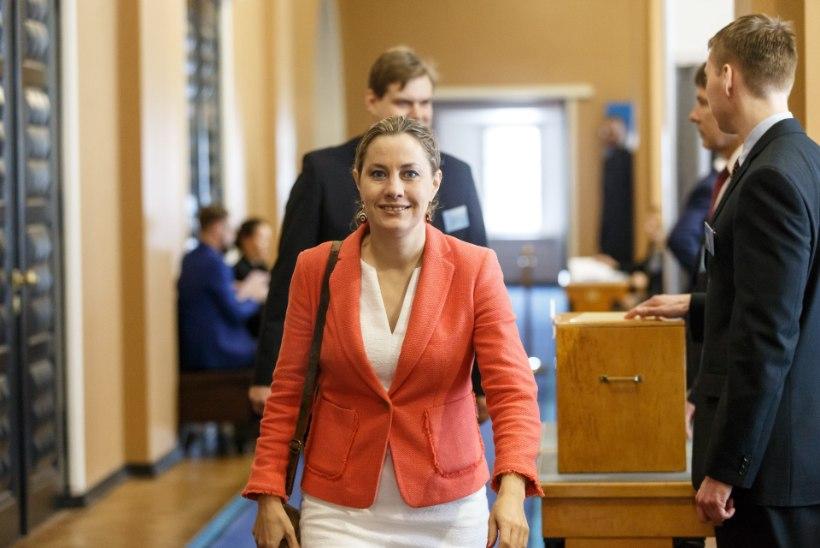Oudekki Loone lubas tagastada 750-eurose õigusabi kulu