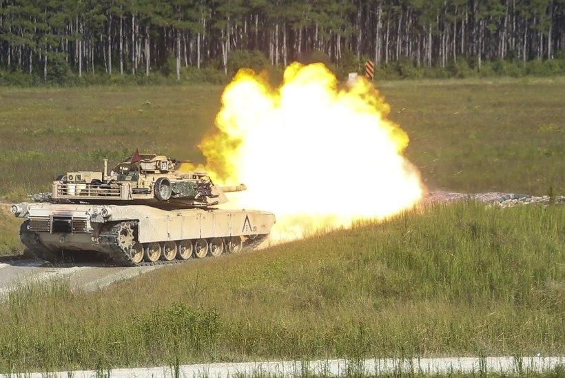 Järgmise USA tanki soomus võib valmida terasvahust