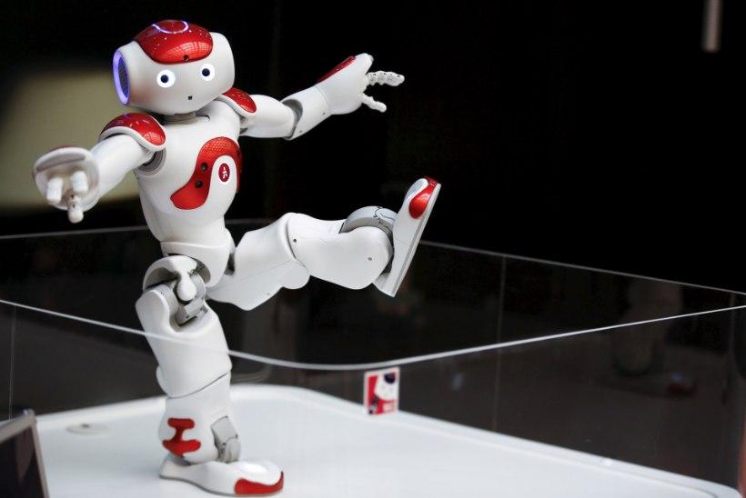 Kas roboti puudutamine võib mõjuda eruvalt? Uurimus näitas, et jah!