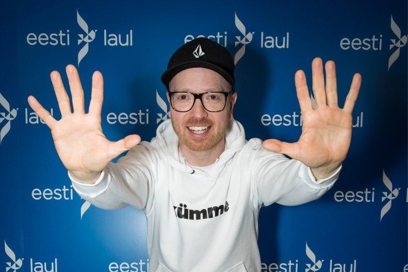 TV3 VIDEO | Mart Normet: eesmärk on Eurovisioni finaali pääseda ja Eestile reklaami teha!