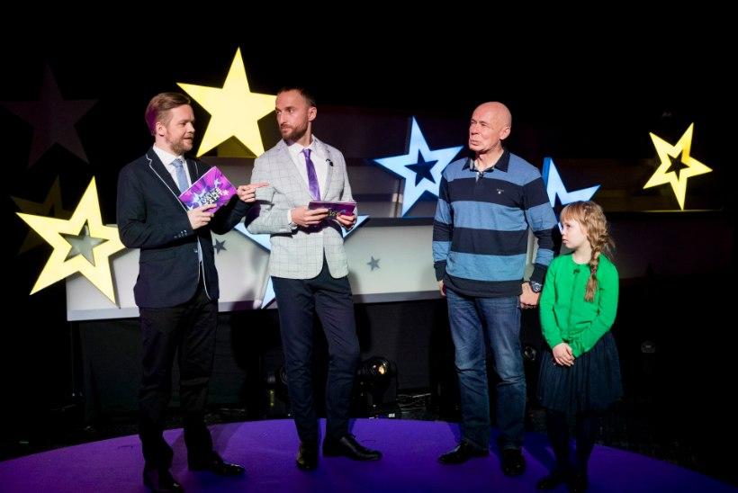 """""""Suure tähe väike täht"""" avaldab täna Mait Maltise, Kalev Vapperi ja Silvia Ilvese suurimad peresaladused!"""