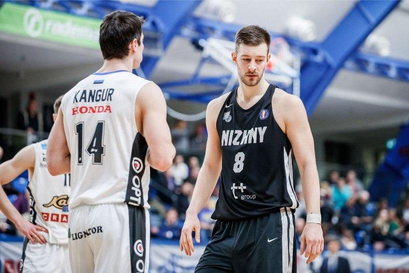 Tallinnas Kalev/Cramo korvi palle täis ladunud serblane hullas ka eurosarjas Itaalia tippklubi kallal
