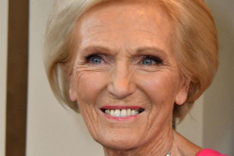 Briti küpsetuskuninganna Mary Berry