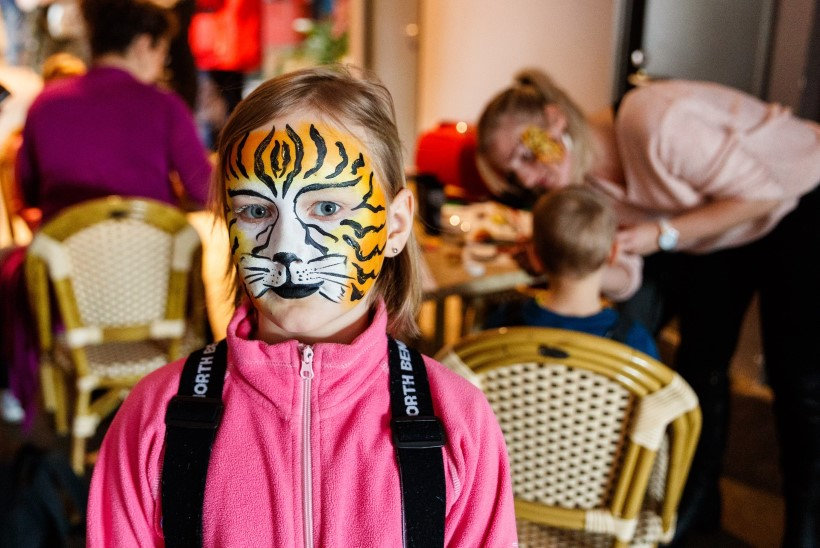 GALERII JA VIDEO | Tallinna loomaaias peeti tiigriteemalist perepäeva