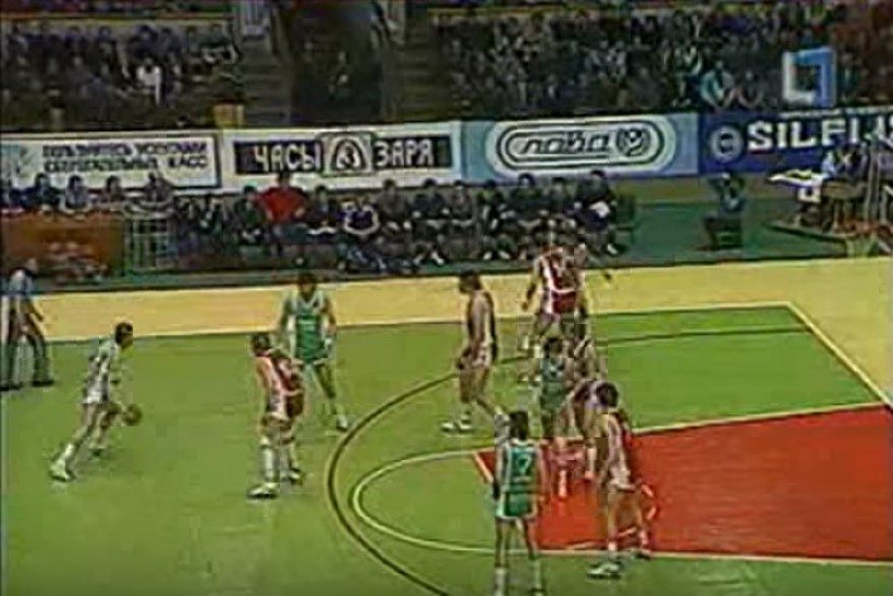 RETROVIDEO | Vaata Kaunase Žalgirise ja Moskva CSKA legendaarset kullamängu aastal 1987!