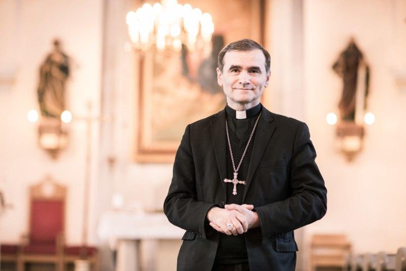 Piiskop Philippe Jourdan: Eesti inimesed on praegu vaimsete väärtuste otsinguil