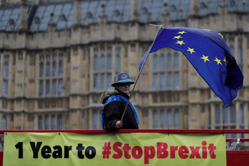 TV3 VIDEO | Britid on Brexiti osas kõhklema hakanud