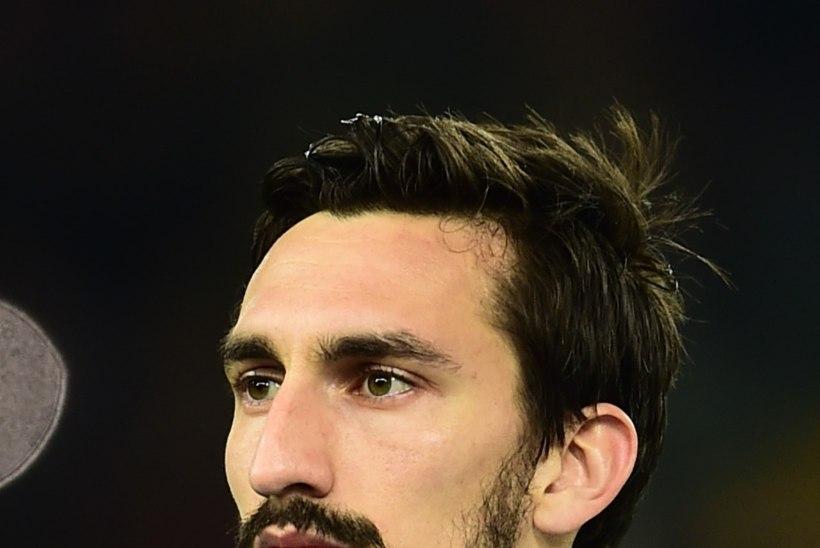 ŠOKK! Itaalia tippjalgpallur suri une pealt