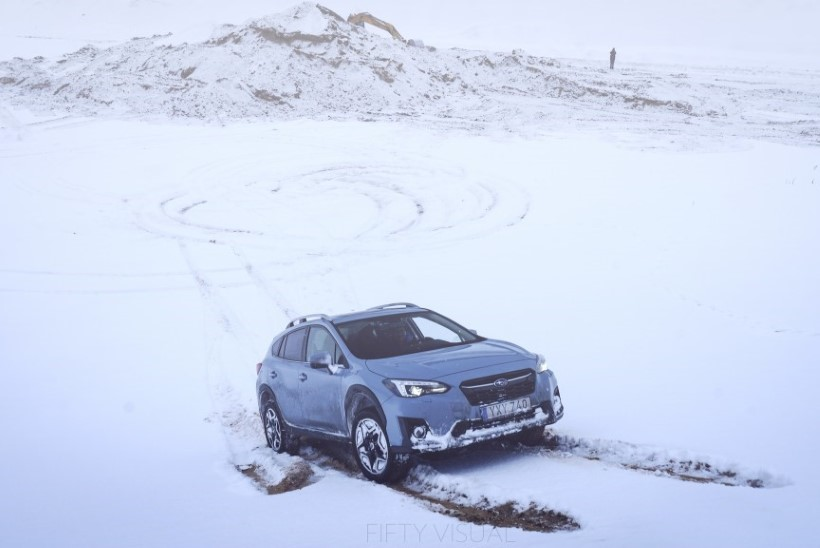Subaru XV lumes ja maastikul: uut ühendab eelkäijaga vaid nimi