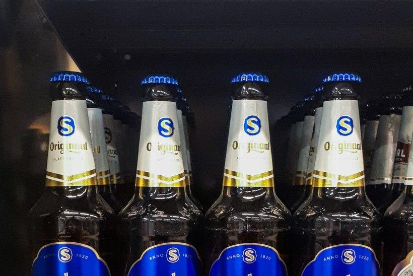 Pererestoran McDonald's hakkas Tallinnas õlut müüma