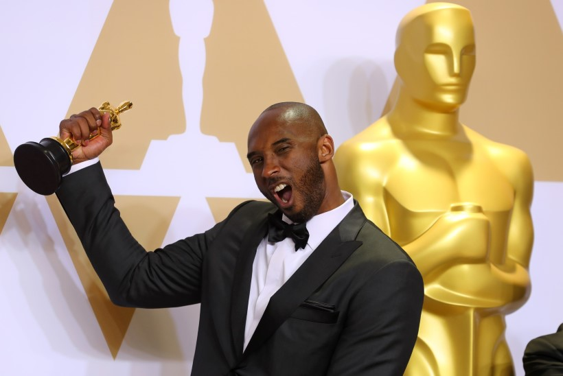 Kossulegend Kobe Bryant võitis Oscari!