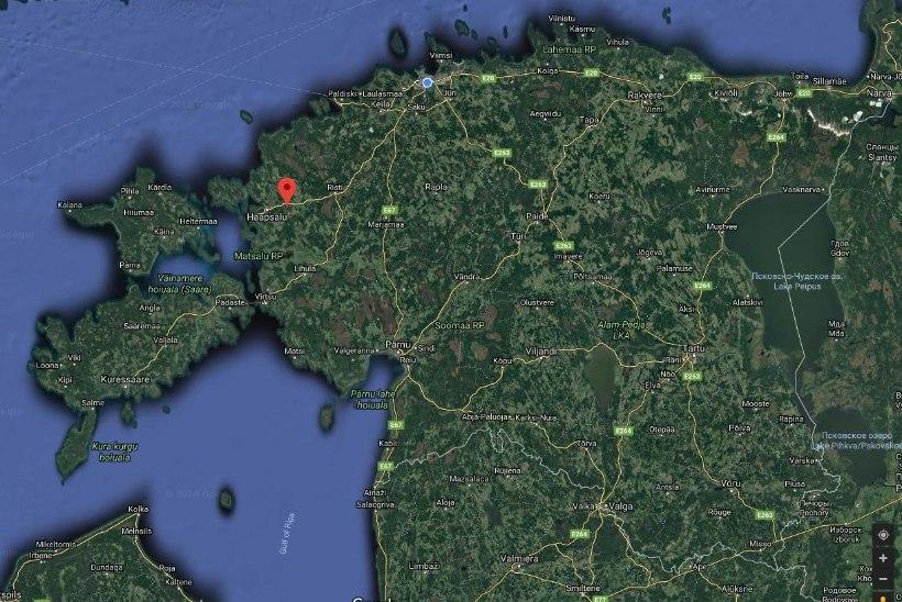 ÕL VIDEO   Maavärin Läänemaal: käis kõva pauk ja kaks raputust