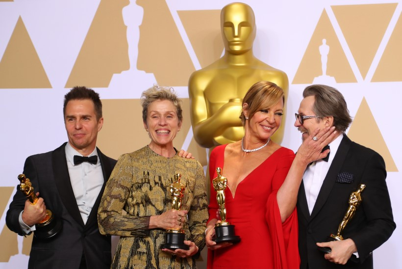 Võitjad 90. Oscarite galal tähtsamates kategooriates
