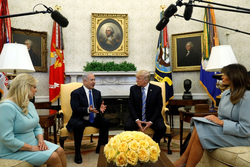 Trumpi osalemine USA saatkonna avamisel Jeruusalemmas on küsimärgi all