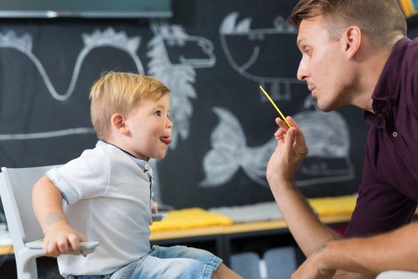 """Logopeed: """"Vanemad, rääkige oma lastega. Kõne areneb suheldes."""""""