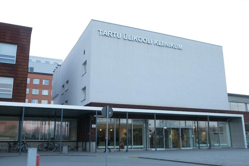 GRIPP MÖLLAB: Tartu ülikooli kliinikum palub haigeid mitte külastada