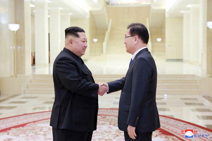 Läbimurre? Kaks Koread korraldavad tippkohtumise