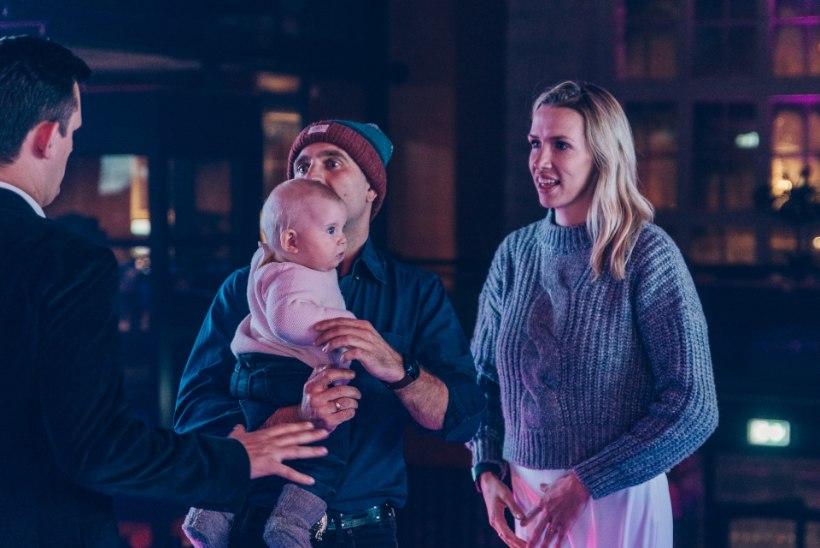 GALERII | Rahulad väisasid suurejoonelist VIP-pidu beebiga