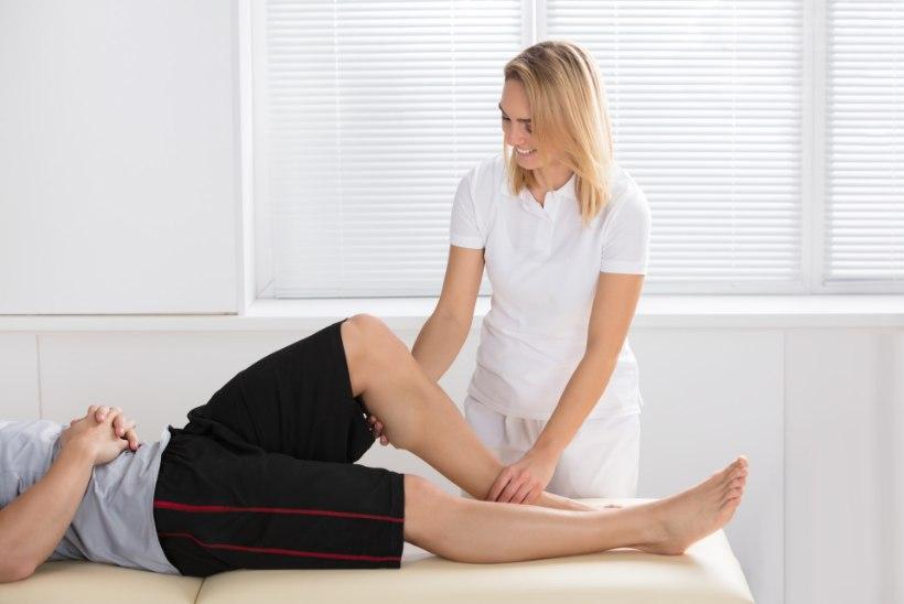 Füsioteraapia: keha paremini liikuma