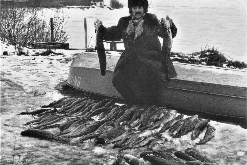 Lutsupüügist 1980-ndatel Peipsil