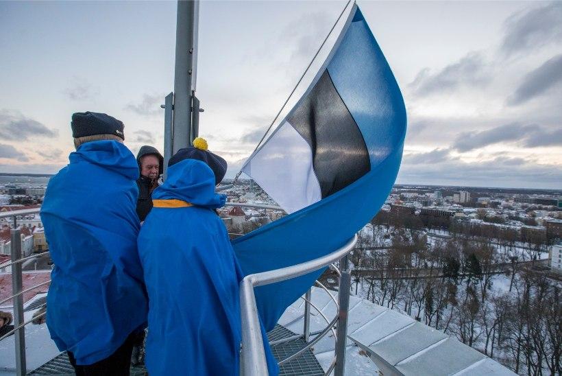 Riigikogu muudab Eesti lipu seadust