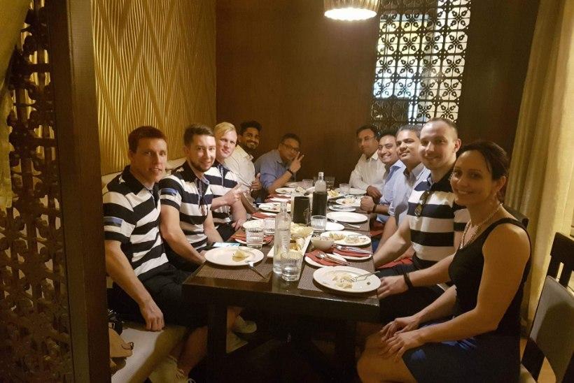 FOTOD | Tublid Eesti päästjad astuvad Indias võistlustulle