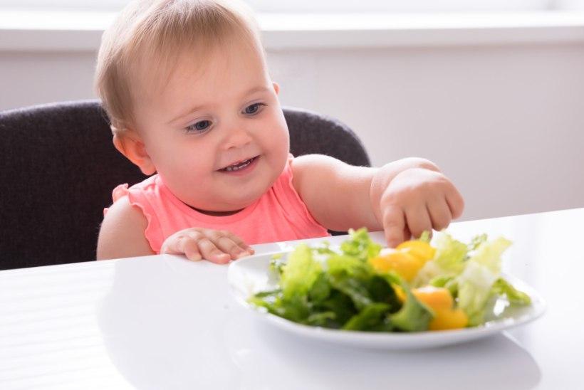 HEA NÕU: kuidas lapsed salatit sööma meelitada?