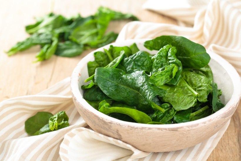 Seitse põhjust, miks oma tervise nimel rohkem spinatit süüa