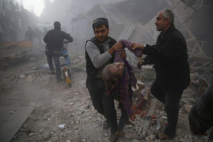 KOHUTAV: Süüria sõda kestab juba seitse aastat