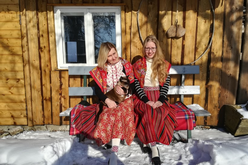 Vaata hetke saja-aastasest Eesti vabariigist!