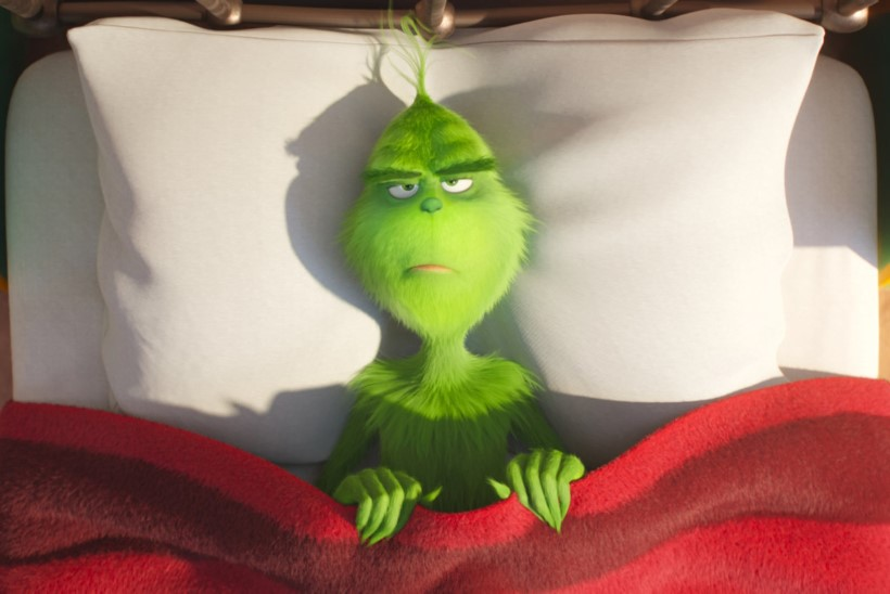 Benedict Cumberbatch on uus Grinch