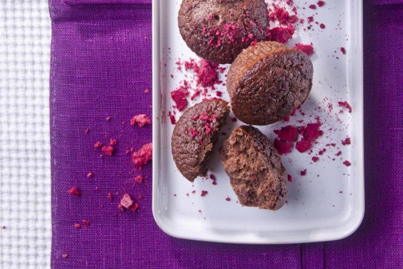 Punase oa muffinid