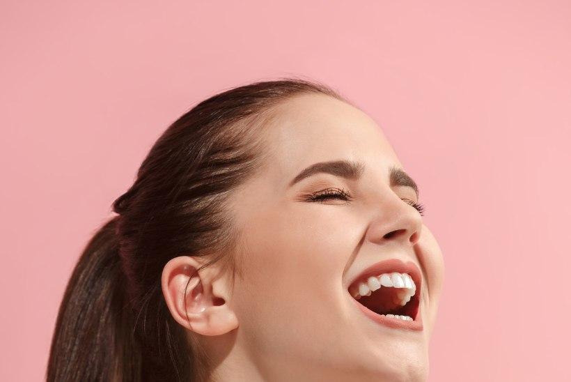 ITSITA TERVISEKS: kaheksa viisi, kuidas naermine sulle hästi mõjub