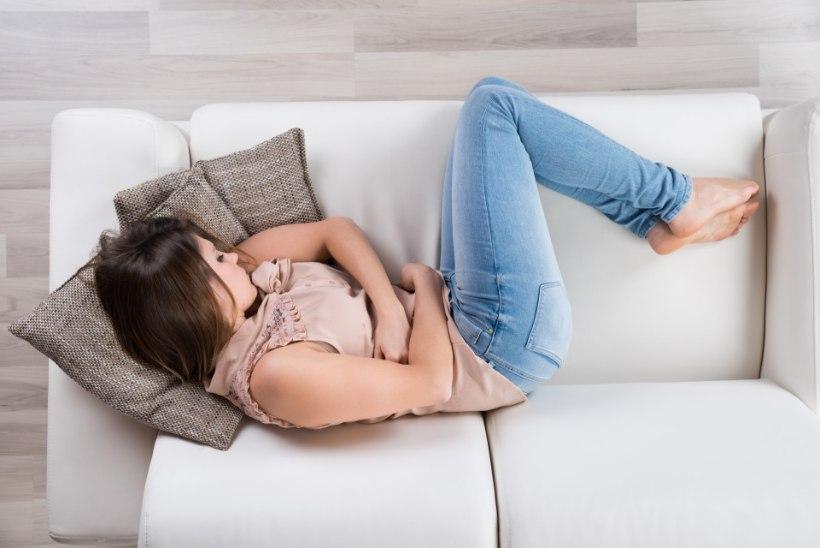 HÄDAGA HÄDAS: mida teha, kui sind piinab kõhukinnisus?