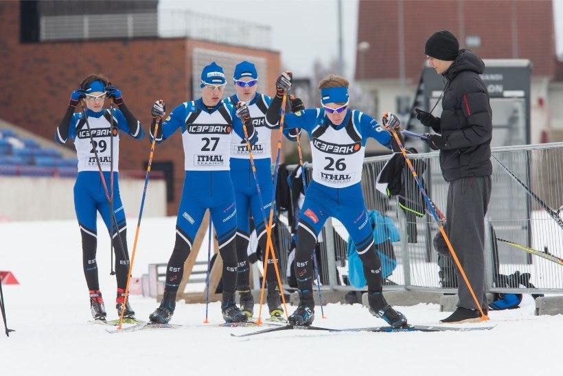 Eesti kahevõistleja tegi 26aastaselt tippspordiga lõpparve