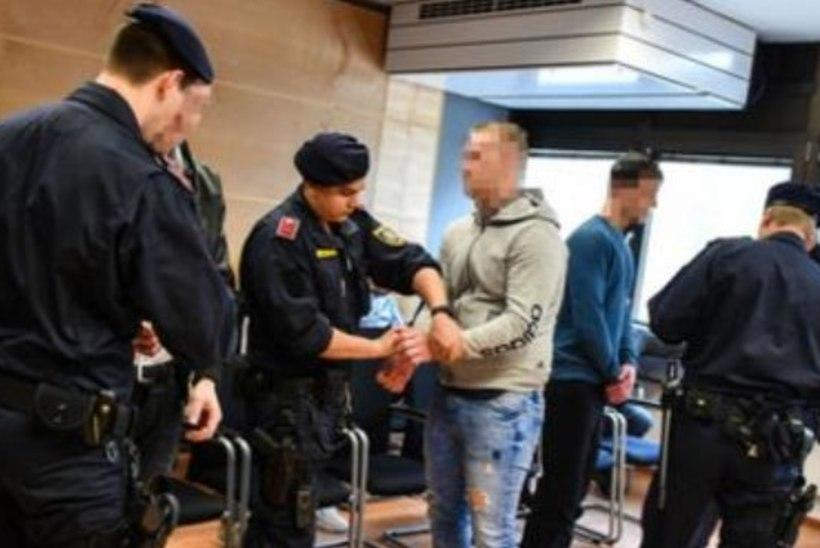 Austria kohus saatis Eesti juveelivargad vangi