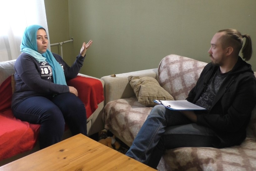 """Täna """"Radaris"""": millest unistavad Eestis elavad Süüria põgenikud?"""