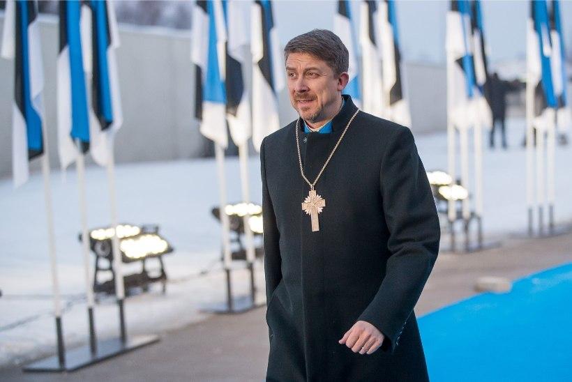 VIDEO | Marko Reikop uuris, kui askeetlik peapiiskop Urmas Viilma lõuna ikkagi on