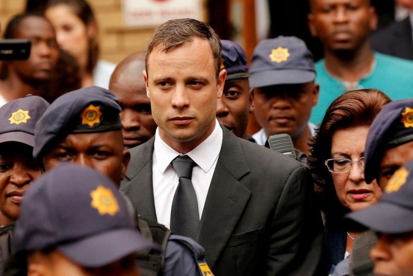 LÕPLIKULT SÜÜDI! Mõrvar Pistoriuse kohtutee sai viimaks otsa