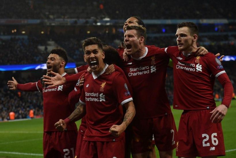 VIDEO | Kannatlik Liverpool nullis City, Roma tegi Barcelona vastu uskumatut
