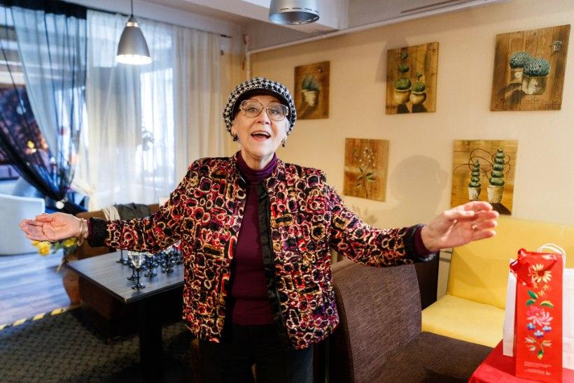 """Heidy Tamme: """"Ma olen alati õnne tipul!"""""""