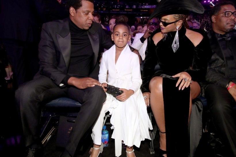 Beyoncé Knowlesi tütretirtsul on juba isiklik stilist!