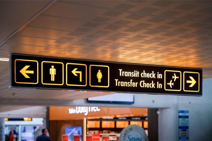 VIDEO | Lennujaamas sisenemiskeelu saanud reisijate arv on kasvanud