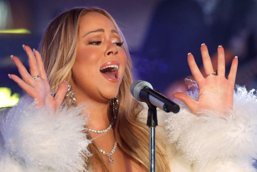 ŠOKK: Mariah Carey maadleb bipolaarse häirega