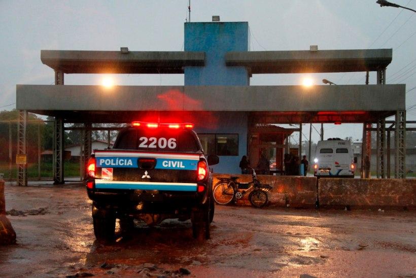Brasiilia vanglas üritati massipõgenemist, hukkus 20 inimest
