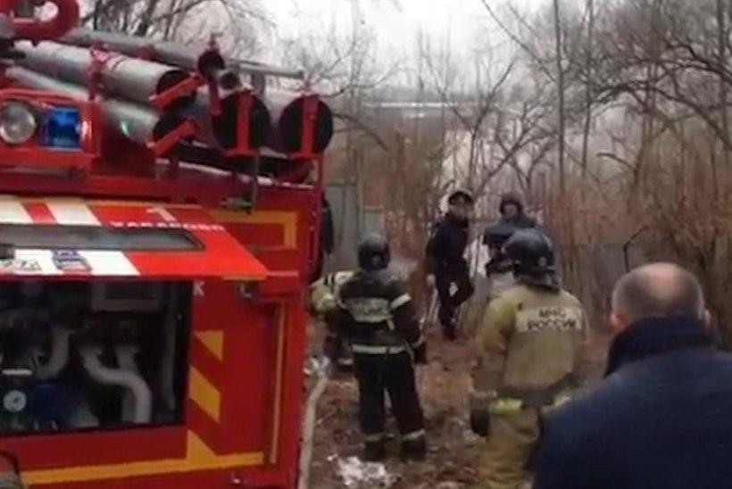VIDEOD | Habarovskis kukkus alla helikopter, hukkus kuus inimest